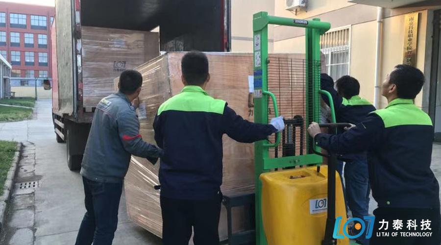 氧化皮清洗机陆续发货中 已被广大锻造厂认同