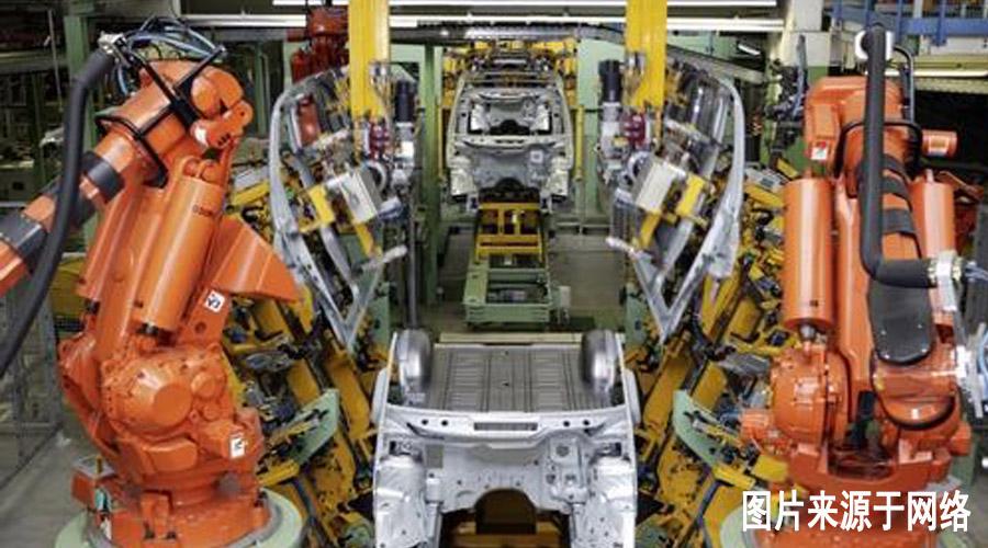 工业机器人产业迎来爆发期