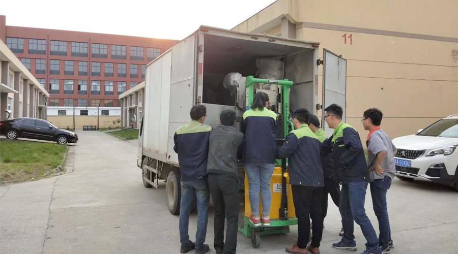 浙江锻造厂选择这家去氧化皮设备