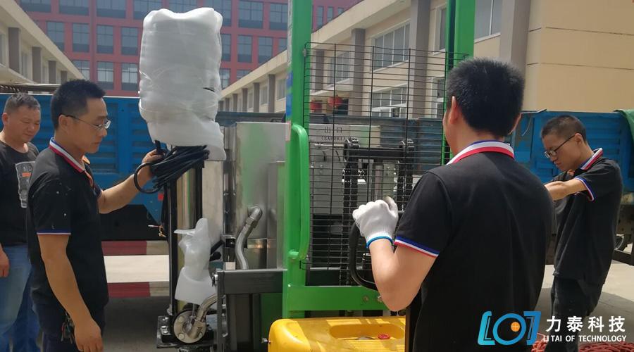山东临沂氧化皮问题找到南京氧化皮清洗机厂家