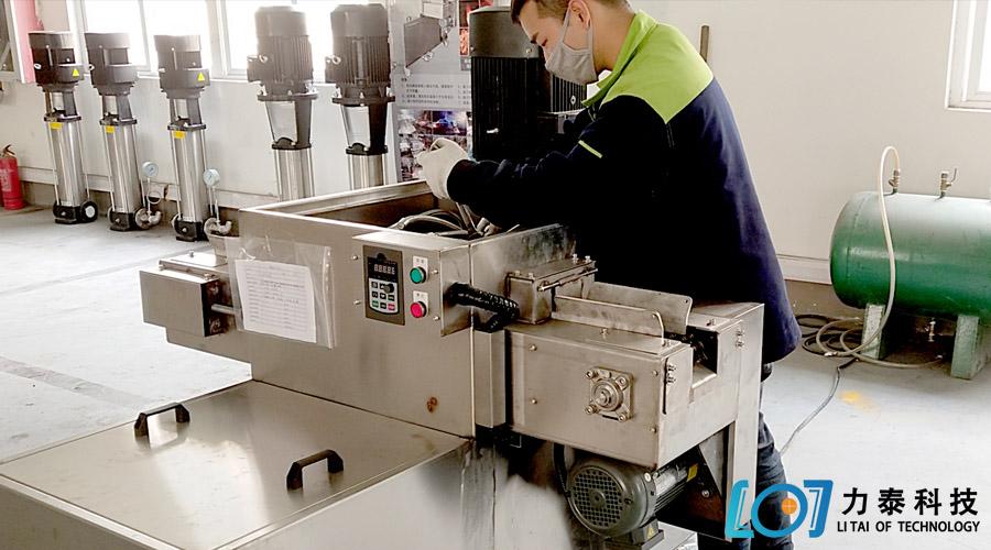 根据锻造厂实际需求定制磷皮去氧化皮设备