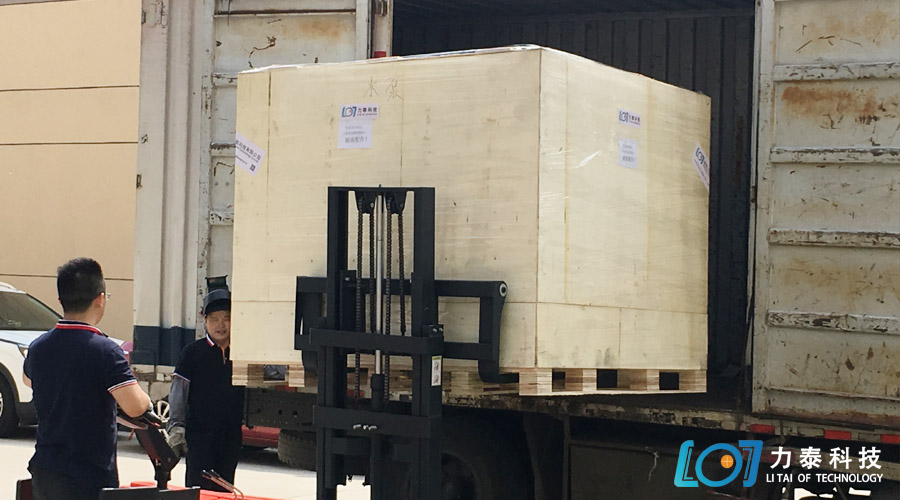 浙江锻造厂定制双泵氧化皮清洗机准时发货啦