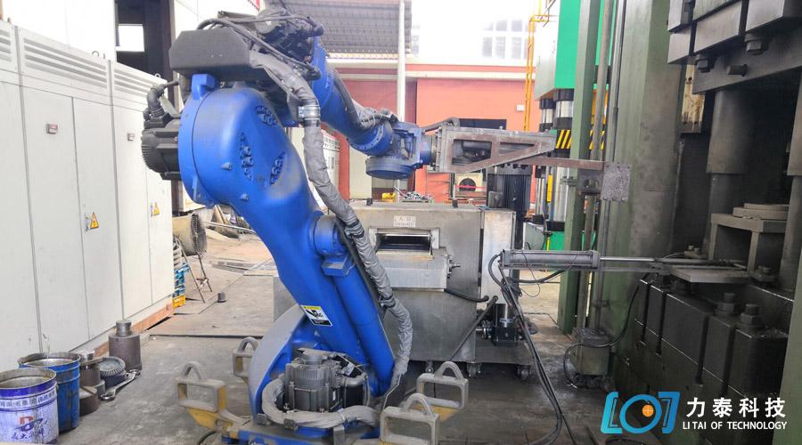 锻造厂想改锻造自动化工艺应注意这些