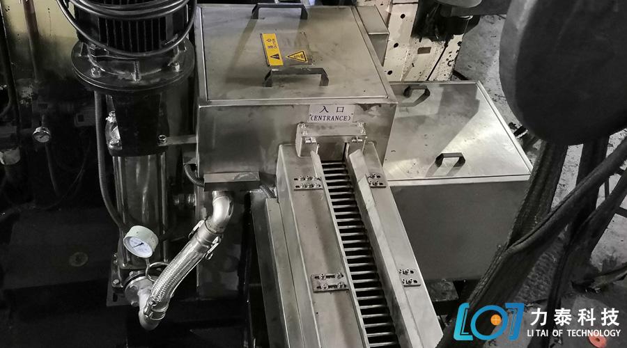 除磷设备被热轧钢带厂家认可的原因