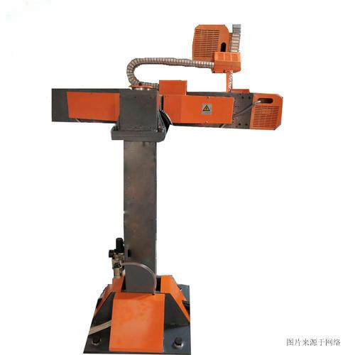 浅析操作锻压机械手的流程