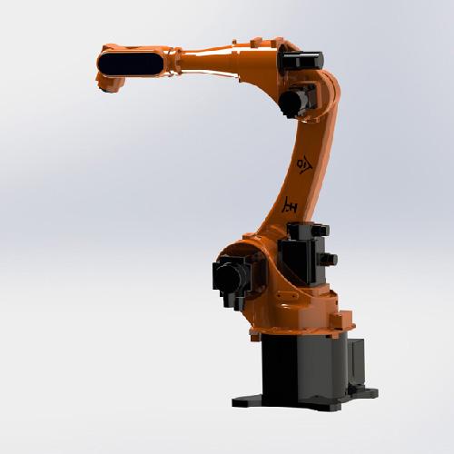 三次元机械手工作原理及优势