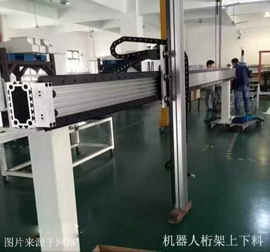 工业机械手中存在哪些特点