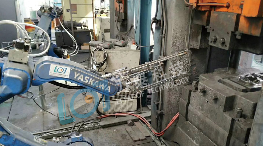 工业机械手的维修保养知识你知道吗