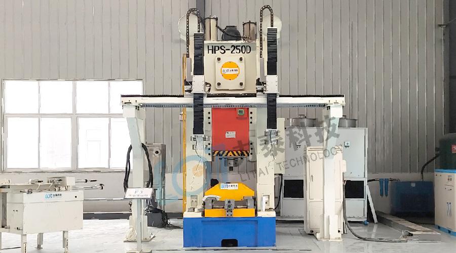 铸造和锻造工业中的自动化生产线发展潜力