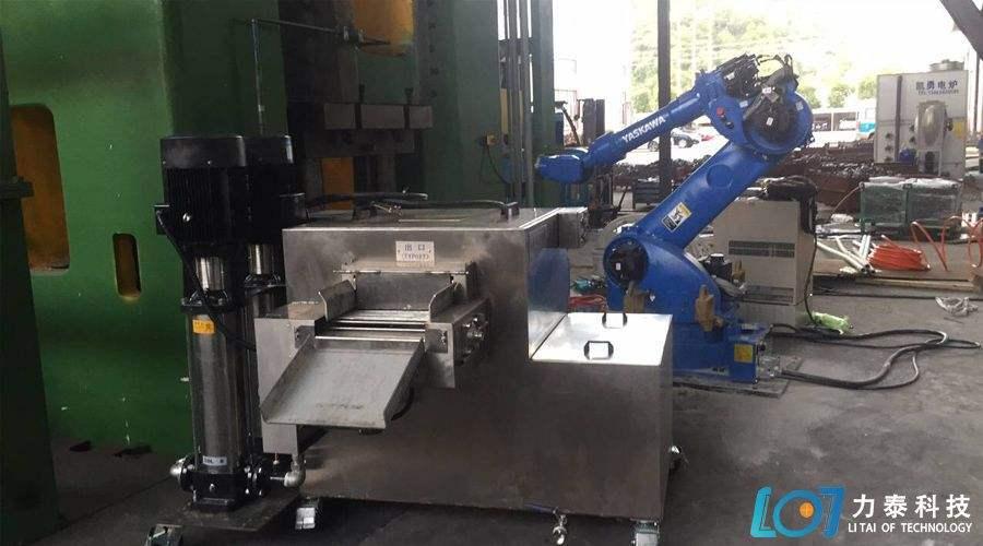 锻造厂实现自动化生产的必要因素