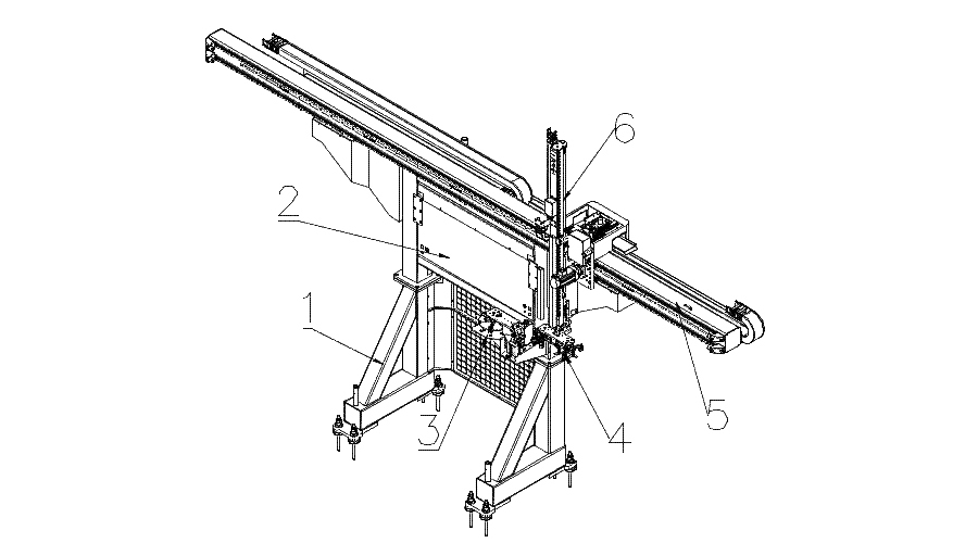 锻造桁架机械手的优点诠释