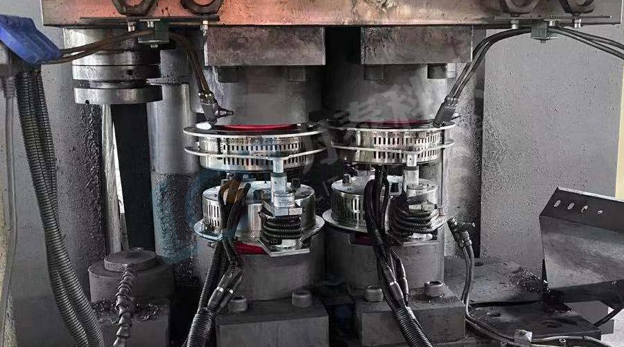 锻造厂都用这个神器预热模具高效便捷