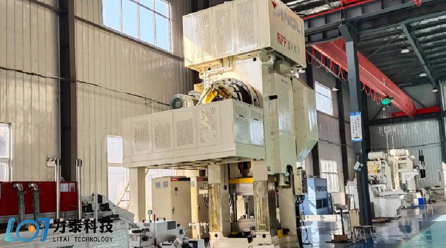 看南京力泰锻造自动化配套设备发展之路