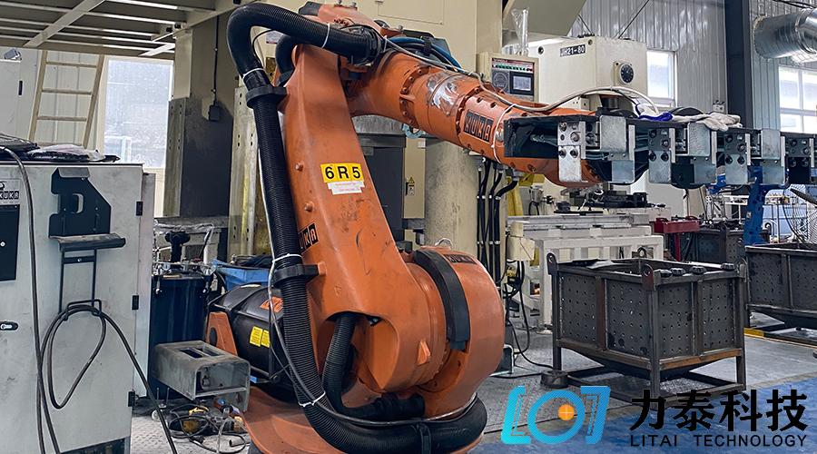 锻造机器人使用过程中不可忽视的细节