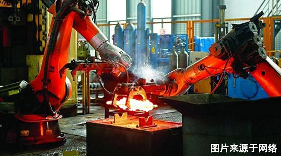 工业机械手的优点你知道多少-上下料