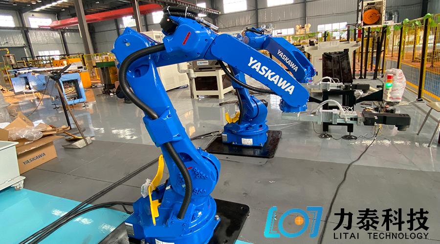 """""""劳动者工业机器人""""取代人工劳动效率更高!"""