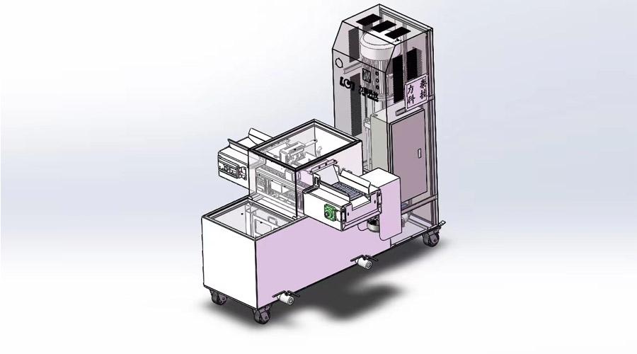 介绍新款小型氧化皮清洗机与老款的不同