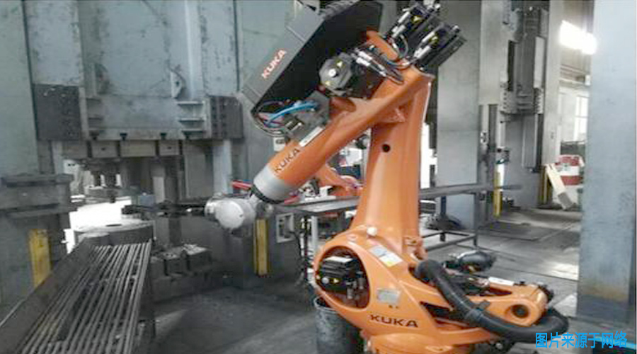 工业机器人哪些优势引起锻造行业的注意(一)