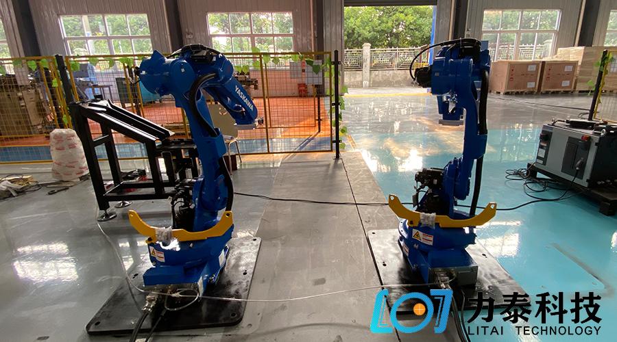 力泰科技浅析工业机器人的本体基础保养