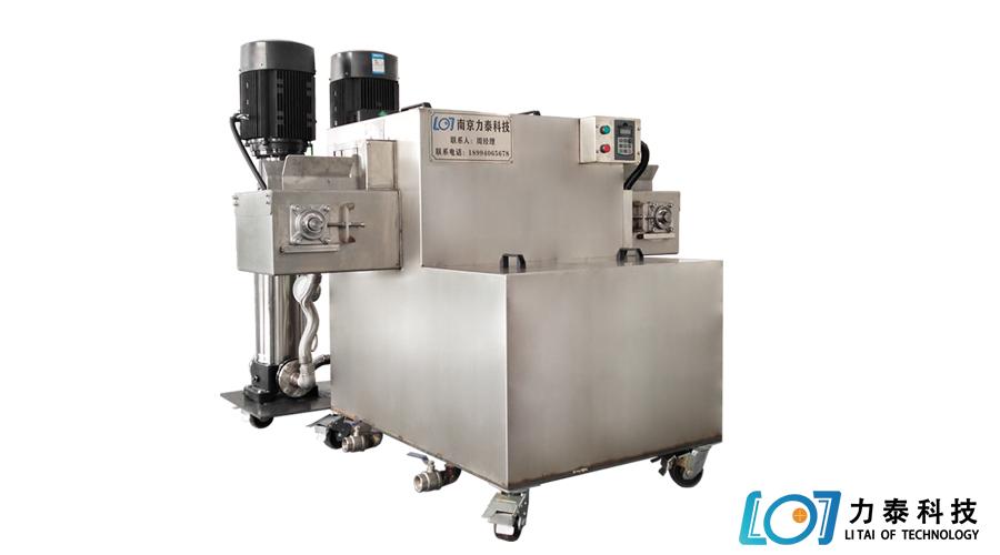 双泵大型氧化皮清洗机