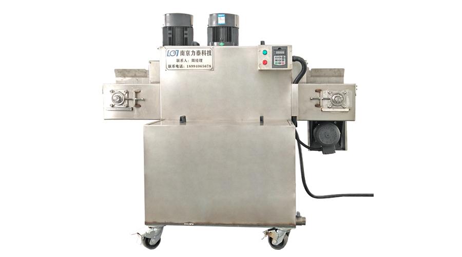 双泵小型氧化皮清洗机