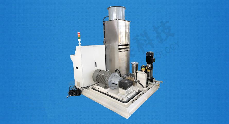 100公斤超高压除磷机